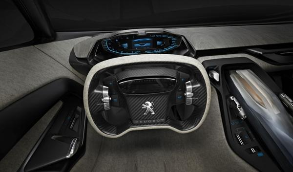 Peugeot Onyx volante
