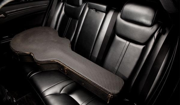 Plazas traseras del Chrysler 300 de John Varvatos