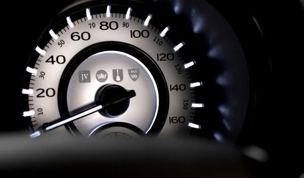 Cuadro de mandos del Chrysler 300 de John Varvatos