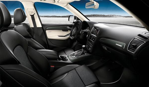 Audi SQ5 TDI exclusive concept interior