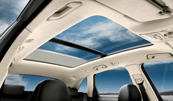 Audi SQ5 TDI exclusive concept techo