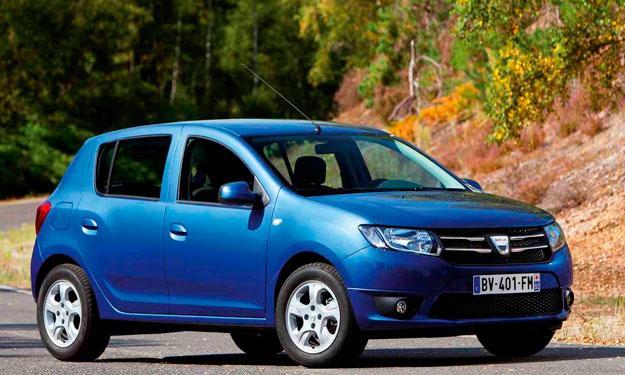 Dacia Sandero imagen