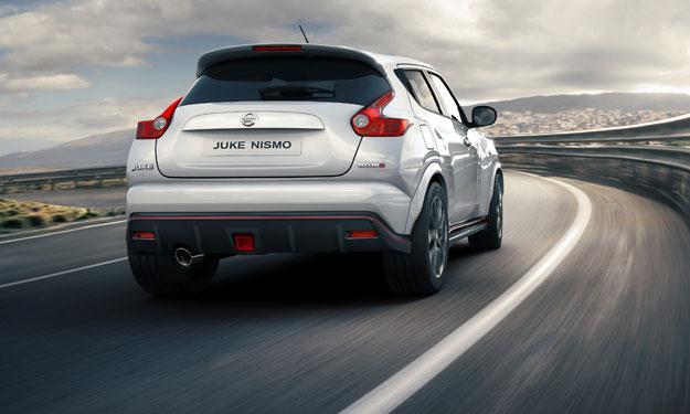 Nissan Juke Nismo aceleración