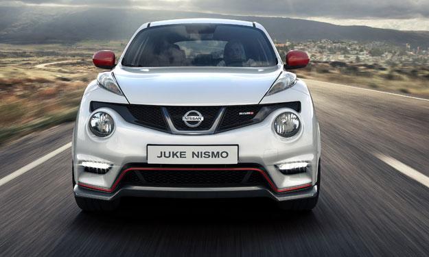 Nissan Juke Nismo consumo