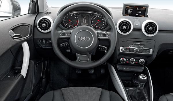Audi A1 2.0 TDI salpicadero