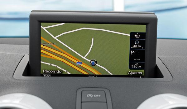 Audi A1 2.0 TDI navegador