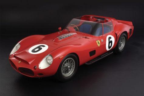 más caro subasta Ferrari 330 TRI / LM