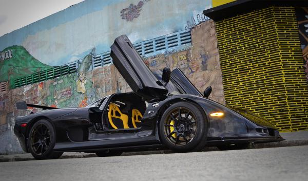 Raptor GTR exterior
