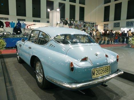 Pegaso Z-102 Berlinetta