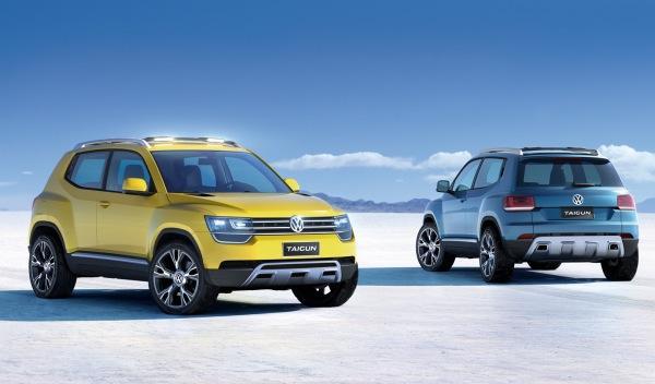 Nuevo Volkswagen Taigun