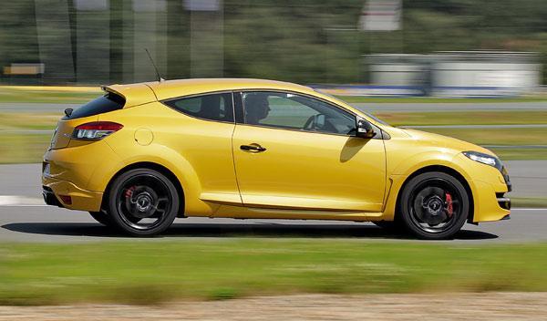 Renault Mégane Sport lateral