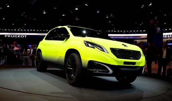 Peugeot 208 Concept