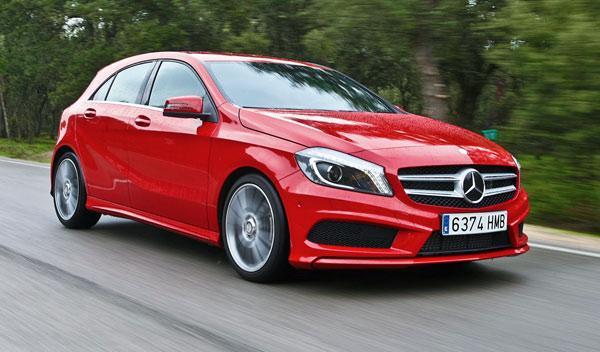 Prueba Mercedes Clase