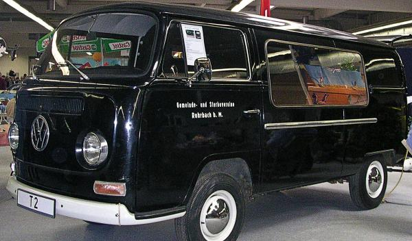 Volkswagen fúnebre