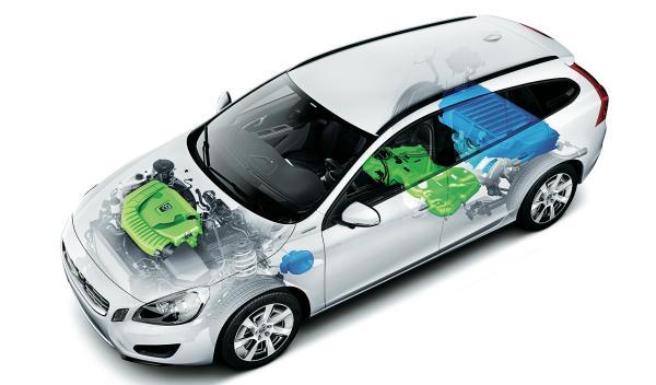 El Volvo V60, segundo vehículo más respetuoso con el medio ambiente