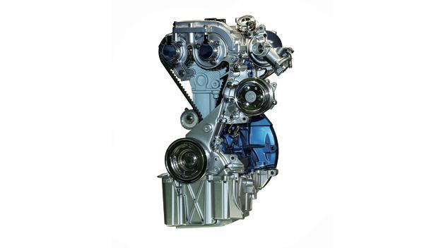 El motor Ecoboost obtiene el tercer puesto de este Volante Verde 2012