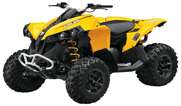 Can-Am Renegade 500