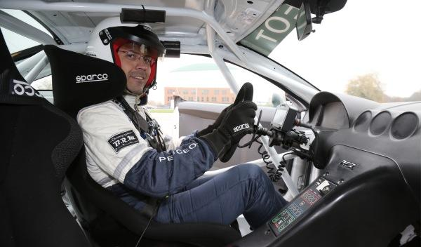 Peugeot RCZ Racing Cup interior