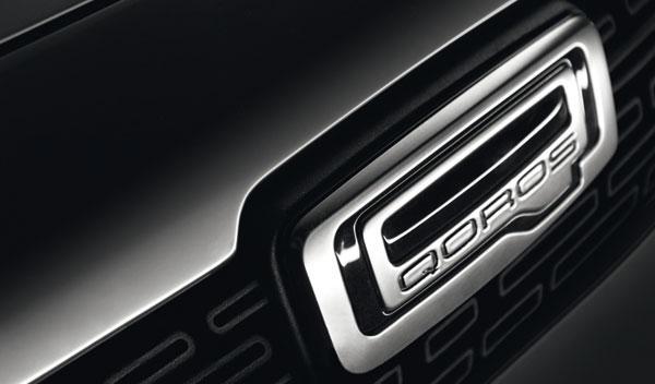 qoros fabricante chino logotipo marca