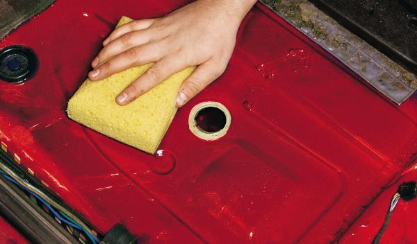 desagüe coches evitar humedad