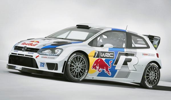 VW Polo R WRC de competición