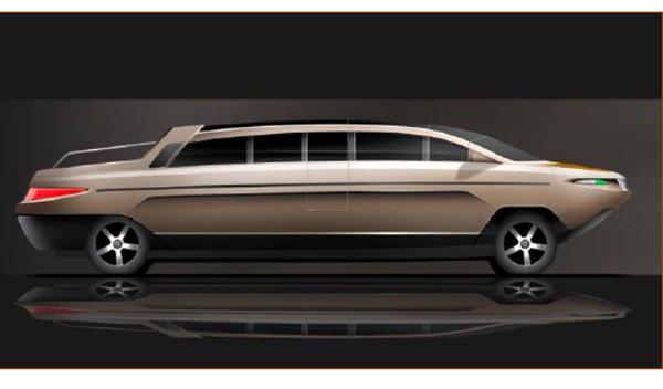 Limousine Tender 33