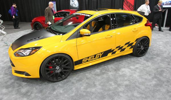 Focus ST Shelby