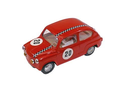 Seat 600 TC scalextric