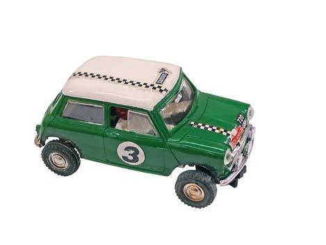 Mini Cooper scalextric