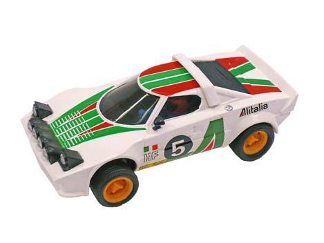 Lancia Stratos scalextric