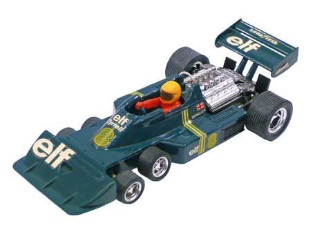 Tyrrell P34 F1 scalextric