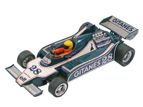 Ligier JS-II F1 scalextric
