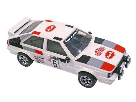 Audi Quattro Scalextric