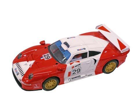 Porsche 911 GT1 Mobi Scalextric