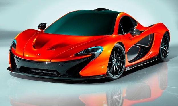 McLaren P1 Concept París