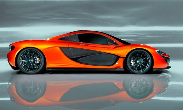McLaren P1 Concept venta
