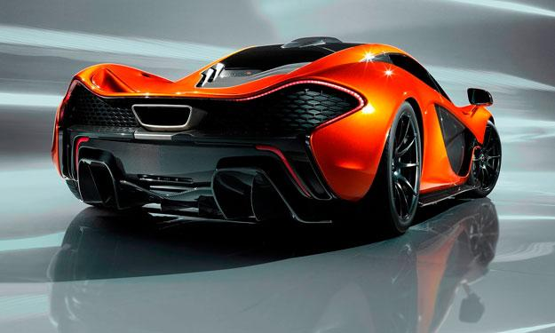 McLaren P1 Concept datos