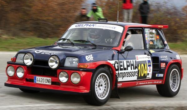 Renault 5 GT Turbo Jordi Alòs
