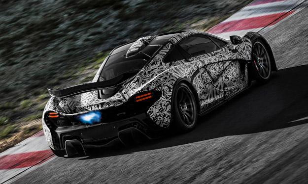 McLaren P1 Castellolí
