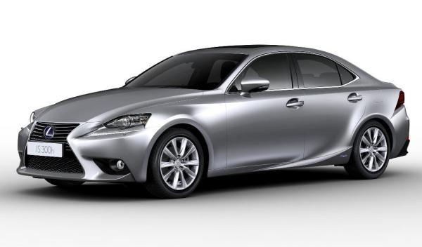 Lexus IS 300h Salón de Ginebra 2013