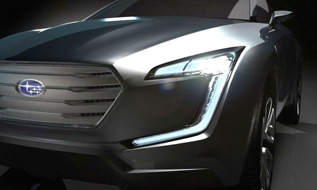 Subaru VIZIP Concept Salón de Ginebra 2013
