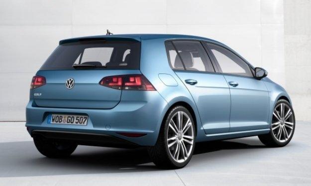 Volkswagen Golf-e salon de ginebra 2013