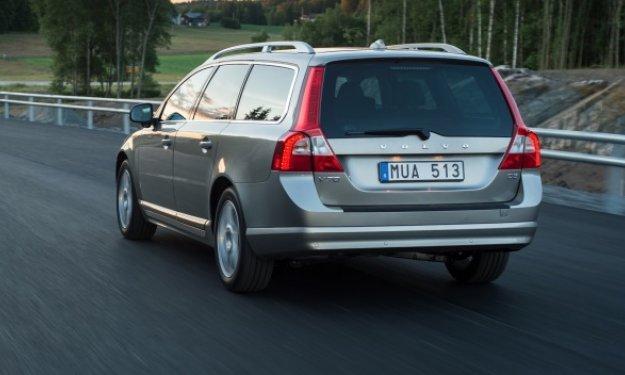 Volvo V70 Salón de Ginebra 2013