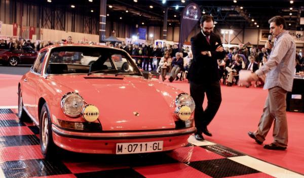 Classic Auto Madrid 2013