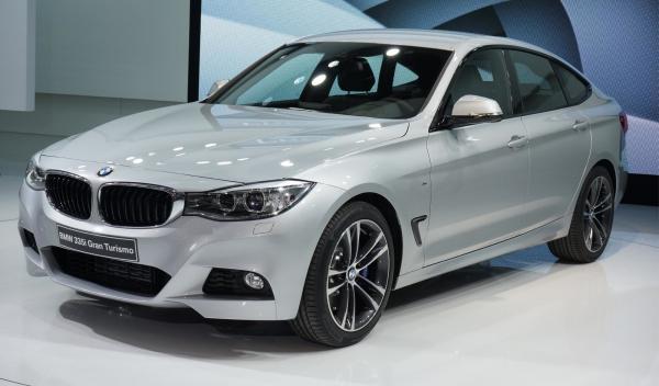 BMW Serie 3 GT Salon de Ginebra 2013