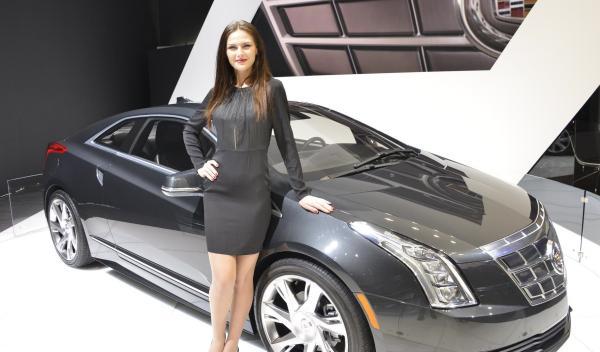 Cadillac ELR modelo