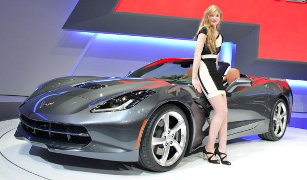 Chevrolet Corvette Stingray modelo