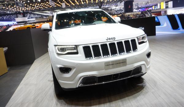 Jeep Grand Cherokee 2013 Salon de Ginebra 2013