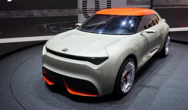 Kia Provo Concept Salón de Ginebra 2013