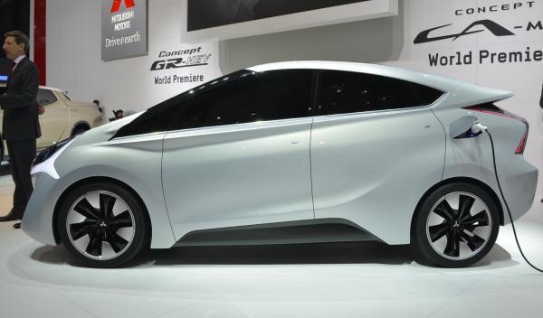 Mitsubishi CA-MIEV Salon de Ginebra 2013